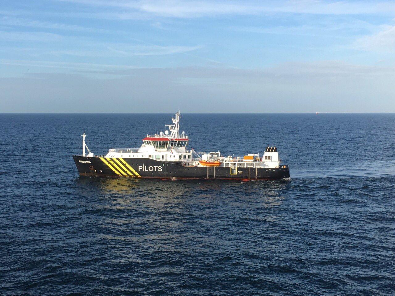 лоцманское судна