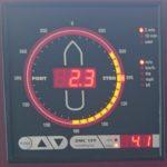 Автоматическое устройство измерения скорости и направления ветра