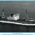 "Грузовой теплоход ""Василий Качалов"" (cargo ship ""Vasiliy Kachalov"")"