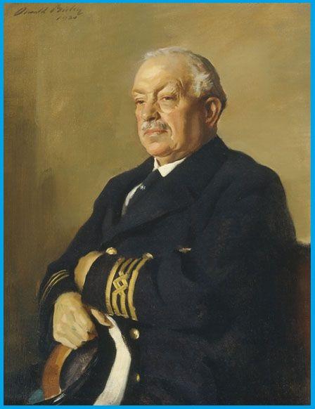 Капитан Сэр Уильям Риардон Смит.