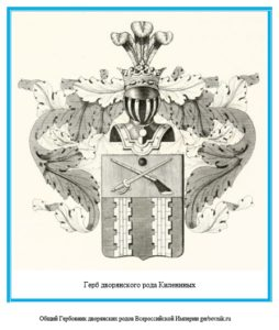 Герб дворян Килениных